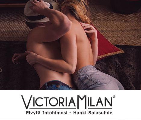 Elvytä intohimosi, hanki salasuhde. Victoria Milan.